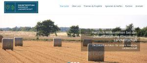 Zukunftsstiftung Rheinische Landwirtschaft