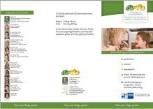 Flyer Weiterbildung Ernährungs- und Gesundheitsberater Elan Vital IHK Bonn